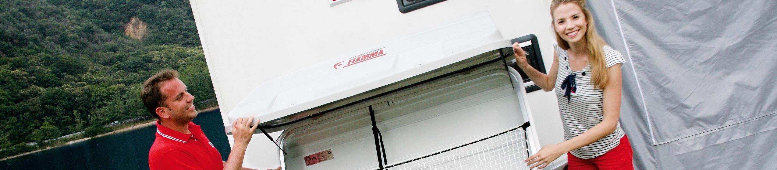 Cofre Fiamma Ultrabox 520 - Caravaning Integral