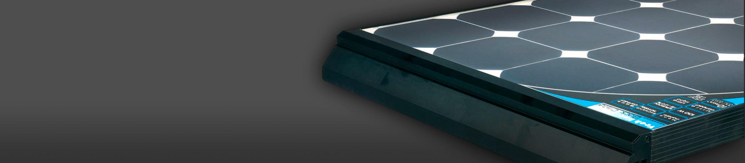 Placa Solar Black Cristal 120Ah - Caravaning Integral